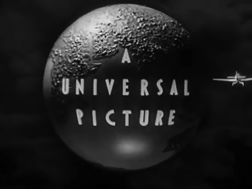 The Universal Picture logo, 1931