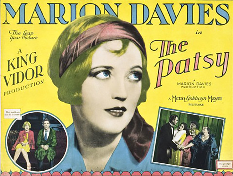 Lobby Card for The Patsy (King Vidor, 1928). Wikipedia