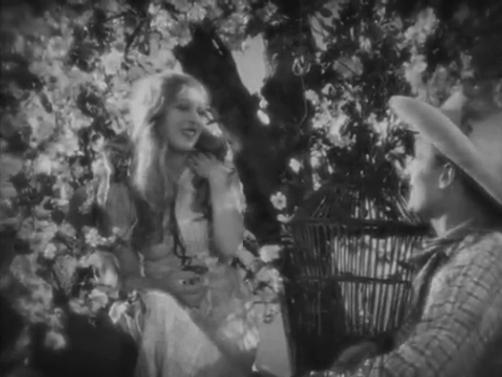 Still from Anthony Asquith's Shooting Stars
